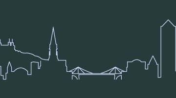 Lyon skyline ; séance magnétisme à domicile;